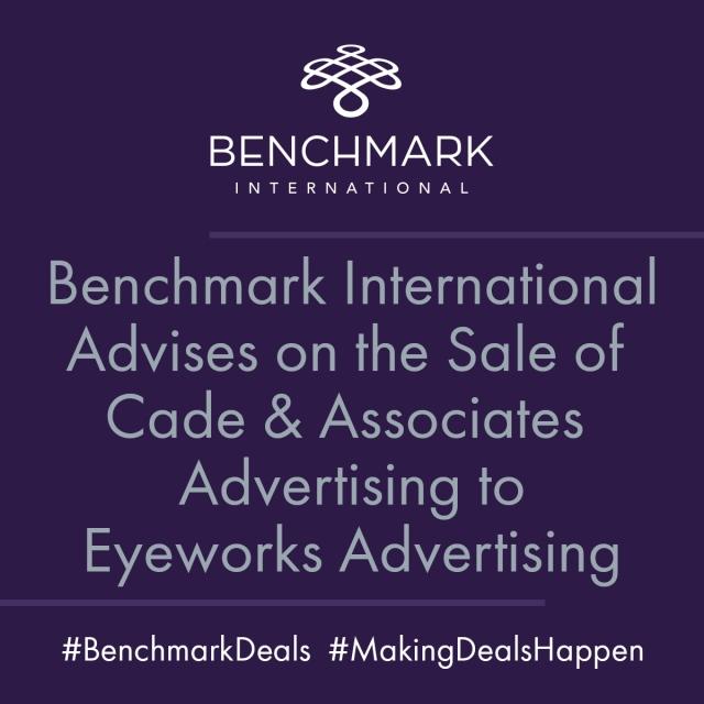 Cade advertising merger broker deal